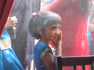 La fête de Ganesh à Paris. 2012
