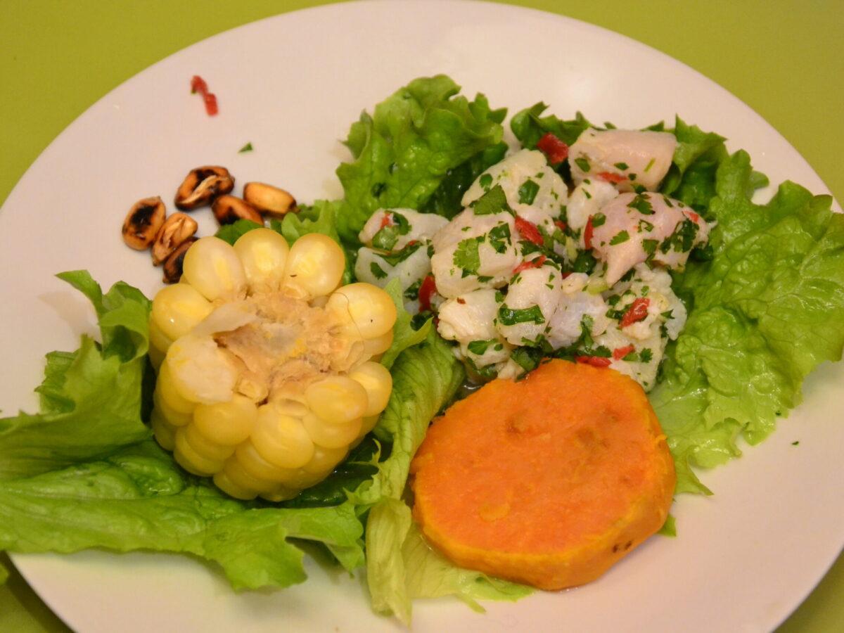Rencontre chez Rodolfo, cuisine péruvienne