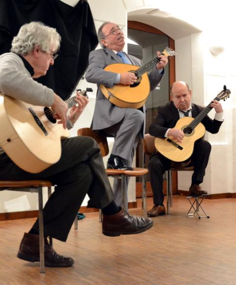 Dominique, Manuel et Casimiro