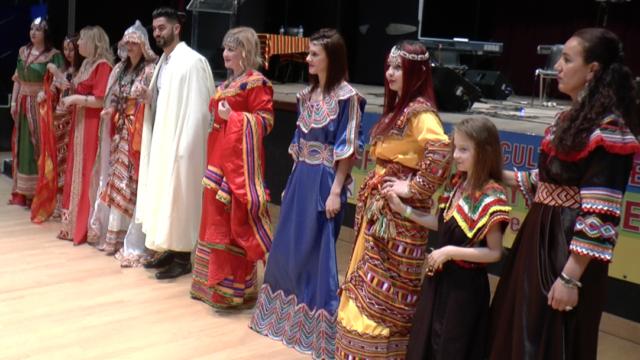 Les robes kabyles créées par Samia