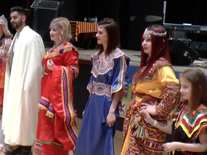 La journée culturelle kabyle de l'association Idlès