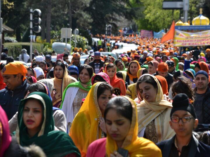 Le Vaisakhi des Sikhs à Bobigny